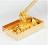 福利品:日本金澤 金箔屋 箔三味 食用金箔 (小)日本直送 百年老店 值得信賴 1