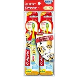 『121婦嬰用品館』高露潔 兒童牙刷超級軟毛2入(年齡2-5歲) 0