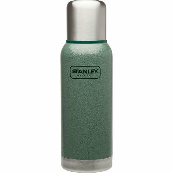 ├登山樂┤ 美國 Stanley 冒險系列真空保溫瓶 0.75L - 錘紋綠 #10-01562-GN