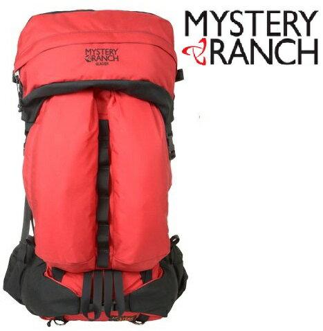 Mystery Ranch 神秘農場 EX Glacier 登山背包 60068 紅FY/M-CWA 69L