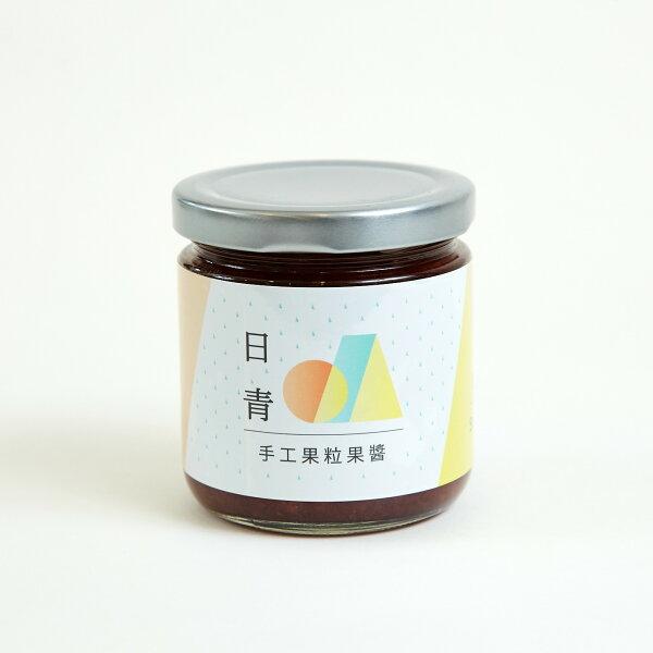 日青:【日青優格】手工果粒果醬--藍莓Blueberry