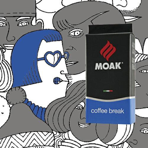 Coffee Break 早安豆 MOAK 1公斤義式咖啡豆