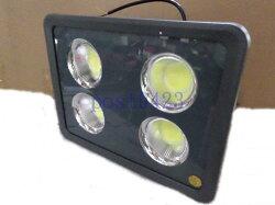 投光燈 投射燈 廣告燈 大砲型200w戶外防水廣告燈 魚眼LED投光燈 泛光燈室外砲款聚光投射燈大砲燈