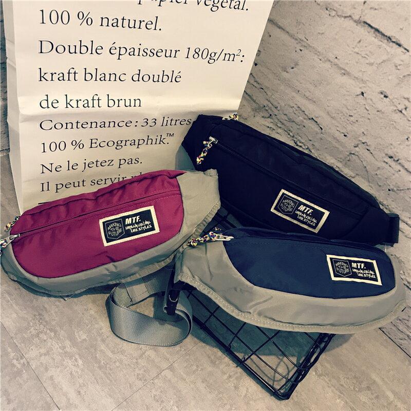 <br/><br/> PocoPlus 新款日系簡約復古潮牌多功能迷你小挎包胸包單肩包潮流斜跨小背包 B1227<br/><br/>