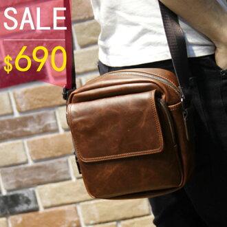 《全店399免運》PocoPlus 韓系小方包 跨肩包 肩包背設計款 黑棕雙色【B160】