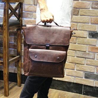 PocoPlus 正韓直達 簡約 旅行包 電腦包 韓版潮流包 後背包【B471】