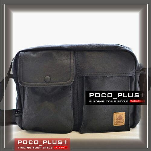 ~全店399~PocoPlus 潮流小包包 男士斜背包 單肩包 旅遊休閒包~B584~