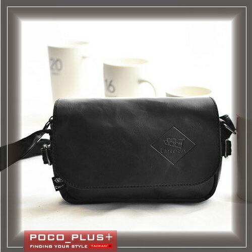 PocoPlus 韓版潮流 單肩包 側背包 斜背包 超質感【B590】