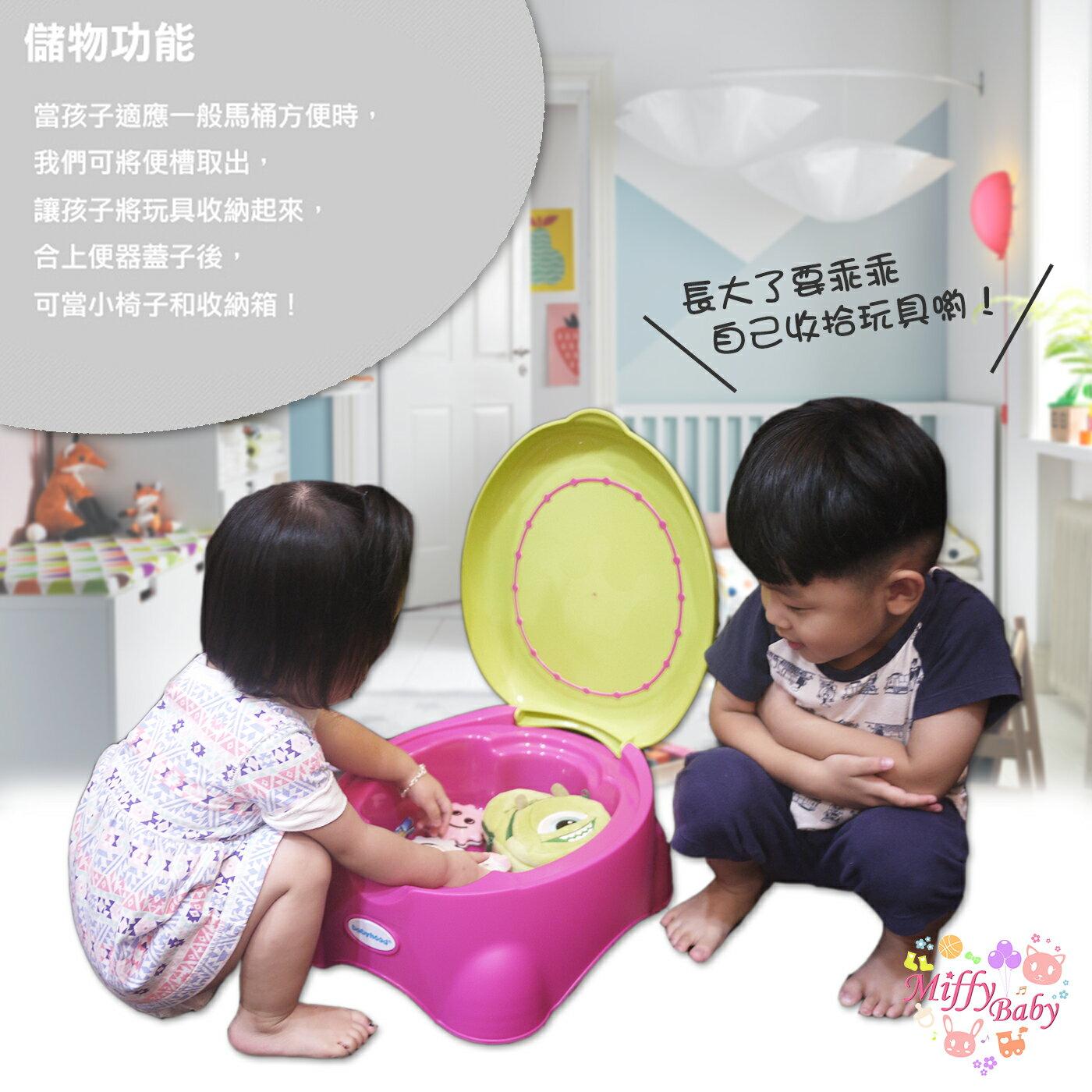 送清潔刷【babyhood】皇室多功能學習便器(附便圈)便座 便盆 便器-米菲寶貝 3