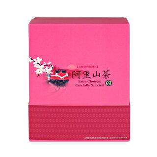 【杜爾德洋行 Dodd Tea】精選阿里山高山烏龍茶2入禮盒 (TB-GA2 ) 1