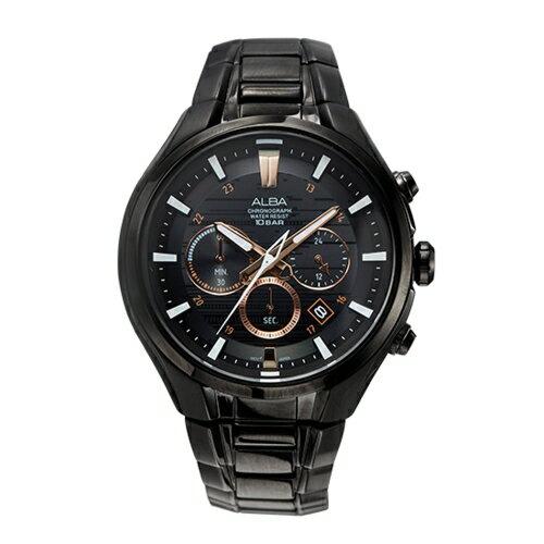 ALBA 競速任我行流行運動腕錶/VD53-X279SD/AT3D21X1