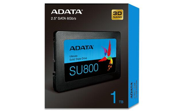 Adata Adata Ultimate Su800 3d Nand 2 5 Internal Ssd 1tb Asu800ss