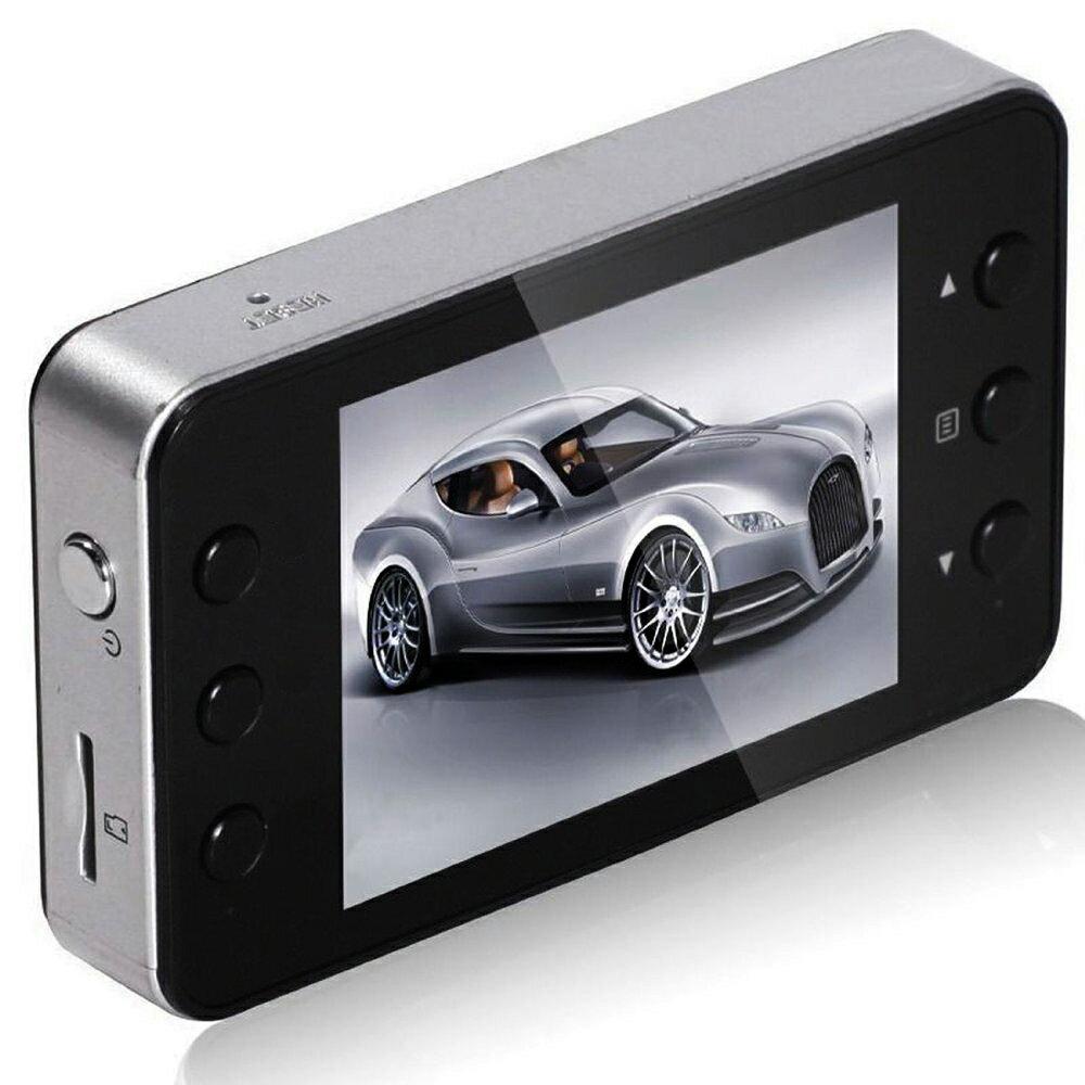 "Automotive 720p HD DVR Digital Video 2.4"" LCD Display Dashcam w/ Night Vision 5"