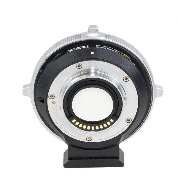 馬克攝影器材專賣店:Metabones專賣店:CanonEF-M43TCINESpeedBoosterUltra0.71x(總代理義文公司貨)
