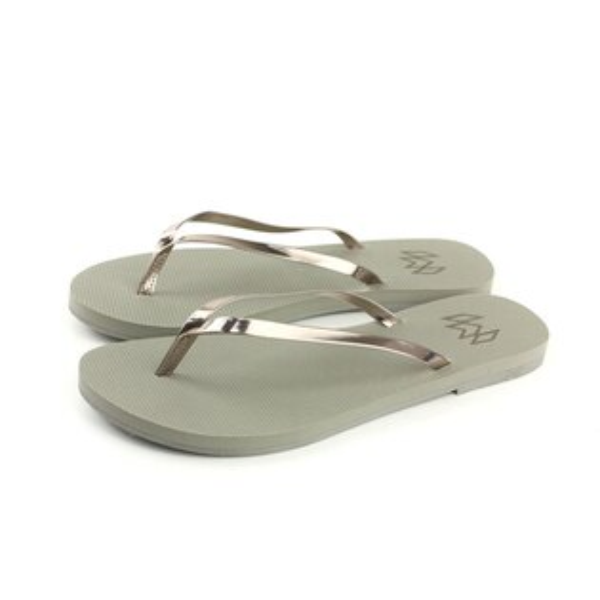 MALVADOSLUX萊絲系列夾腳拖人字拖拖鞋雨天灰色女鞋2003-1725no007