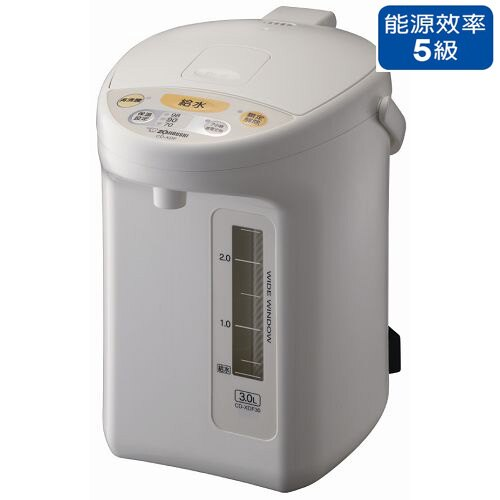 ZOJIRUSHI象印 3L微電腦保溫熱水瓶CD-XDF30【愛買】