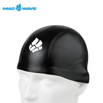 俄羅斯MADWAVE成人矽膠泳帽 R-CAP