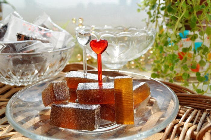 烏梅軟糖 250g ★愛家純素茶食甜點 採古法炭燻烏梅製成 Q軟自然好味道 全素零食 素食可用 1