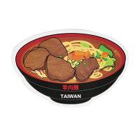 【MILU DESIGN】+PostCard>>台灣旅行明信片-牛肉麵/明信片(台灣美食/TAIWAN FOOD) 0