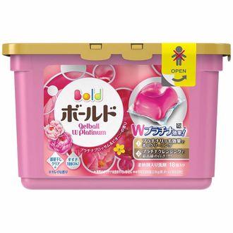 (108顆)「P&G」超好用!3D立體消臭洗衣球x2盒+補充包4包 4