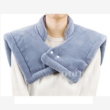 三樂事-暖暖頸肩雙用熱敷柔毛墊
