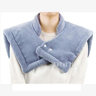 SP1003 SP-1003 Sunlus三樂事-暖暖頸肩雙用熱敷柔毛墊~可水洗/乾濕兩用 - 限時優惠好康折扣