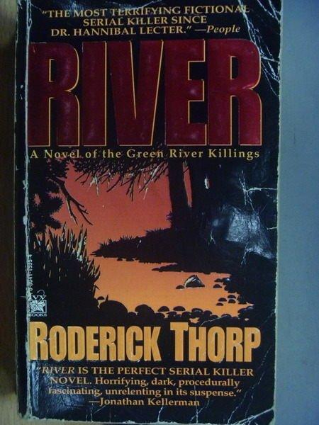 【書寶二手書T8/原文小說_LRR】RIVER_Roderick Thorp