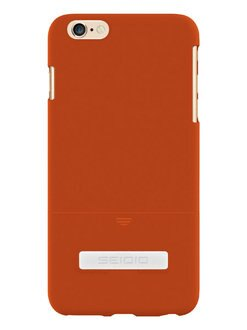 SEIDIO SURFACE™ 極簡時尚保護殼 for Apple iPhone 6 Plus 5.5 - 活力橘