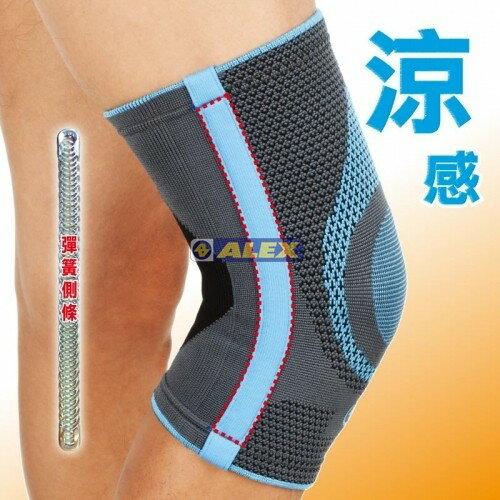 [大自在體育用品] 丹力 ALEX N-04 護具 護膝 涼感護膝 保護 運動