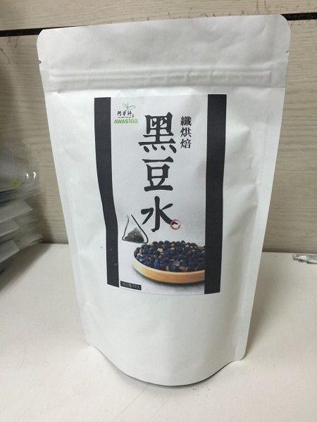 阿華師 纖烘焙黑豆水 15g*12入