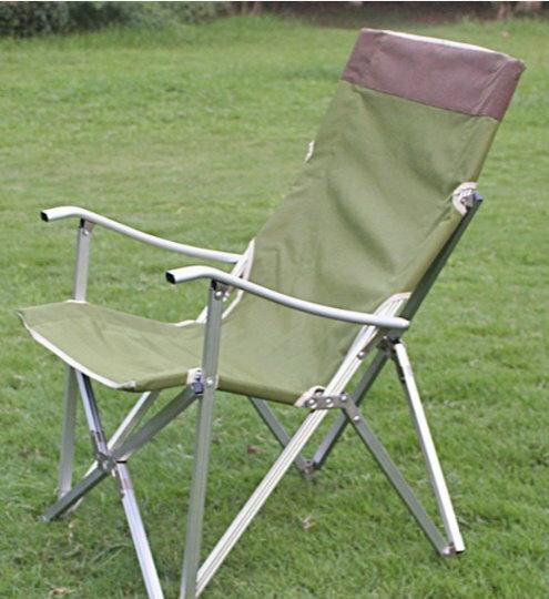 露營戶外 露營椅鋁合金靠背椅 折疊椅牛津布/多色