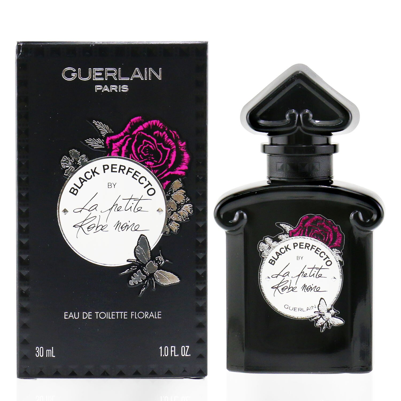 嬌蘭 Guerlain - La Petite Robe Noire黑色Perfecto花香淡香水噴霧