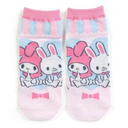 【真愛日本】18051500032 韓國製造型短襪-利茲姆ACO 美樂蒂 melody 襪子 短襪 韓國短襪