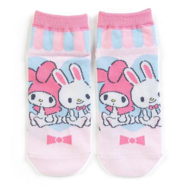 【真愛日本】18051500032韓國製造型短襪-利茲姆ACO美樂蒂melody襪子短襪韓國短襪