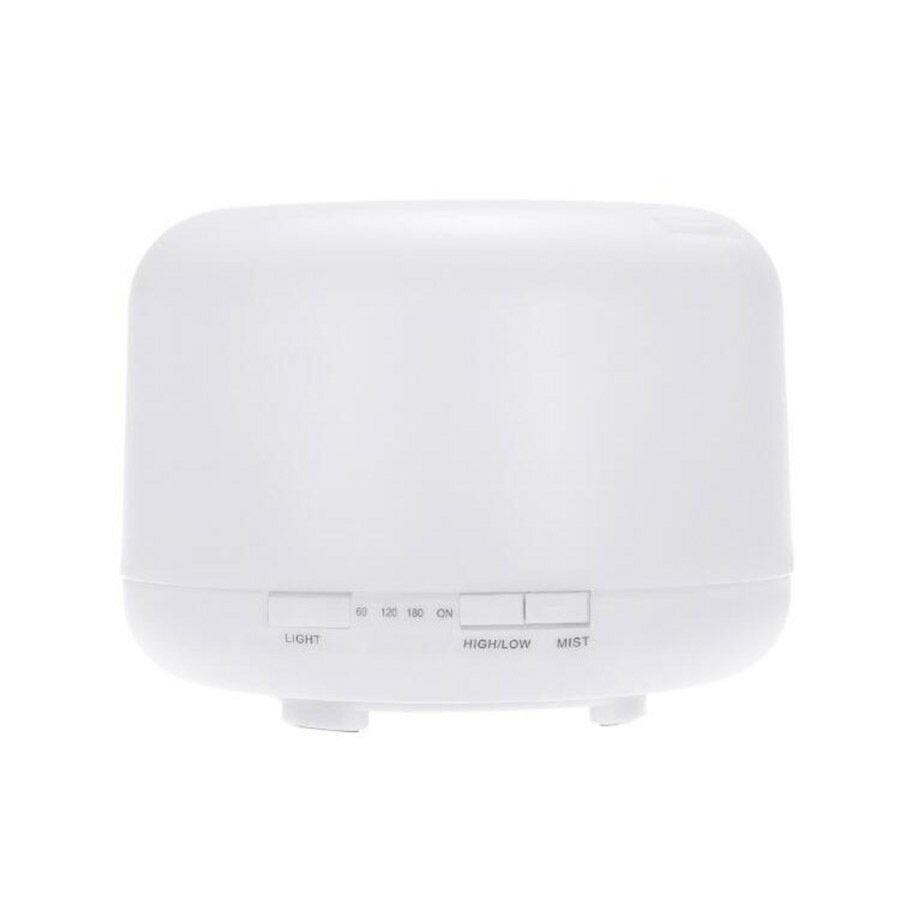 500ML空氣加濕器桌面迷你香薰機無印凈化器精油家用