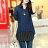 現貨 兩件組!韓版雪紡襯衫+鏤空長袖針織衫 - ORead 自由風格 4