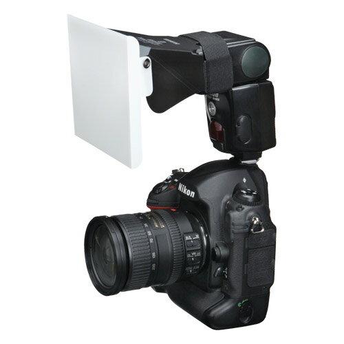 ◎相機專家◎HAKUBACLIPONSTROBODIFFUSER2-WAYM閃光擴散柔光罩公司貨