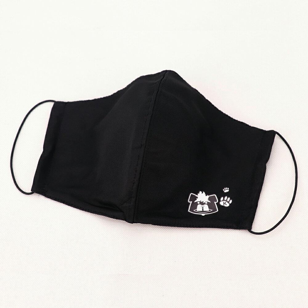 立體 口罩套 防潑水 透氣 3用銀纖維抗菌防護 水洗重複使用/成人款