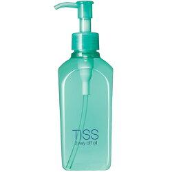 TISS 深層卸妝油-(L)乾濕兩用進化型 230ml