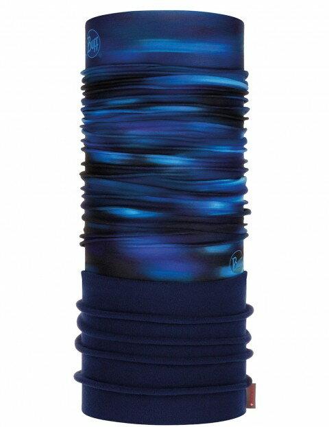 【【蘋果戶外】】BUFF BF120898 西班牙 NEW 魔術頭巾 POLAR【二段式】保暖頭巾 迷幻藍海 PLUS 圍脖
