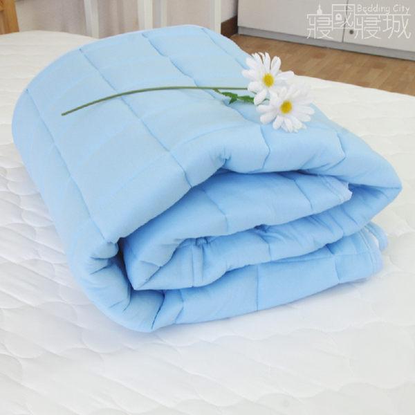 保潔墊/加大雙人平鋪式、台灣製、奈米冰涼紗、吸濕排汗、可機洗、柔軟舒適 #寢國寢城 #涼感 3
