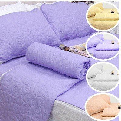 枕頭保潔墊平鋪式雕花 3層無毒貼合、抗菌防霉、可機洗 單品5色 無註明款式顏色 採隨機出貨 1
