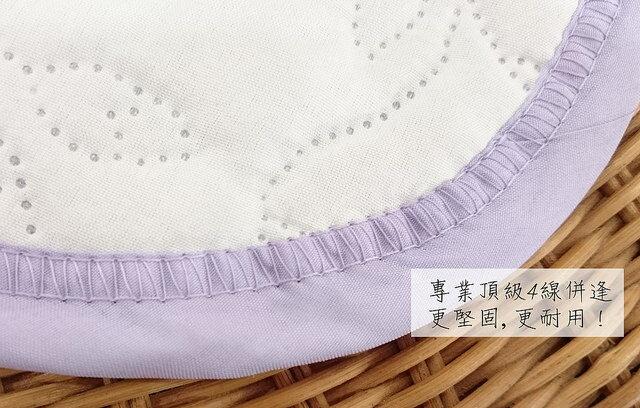 枕頭保潔墊平鋪式雕花 3層無毒貼合、抗菌防霉、可機洗 單品5色 無註明款式顏色 採隨機出貨 5
