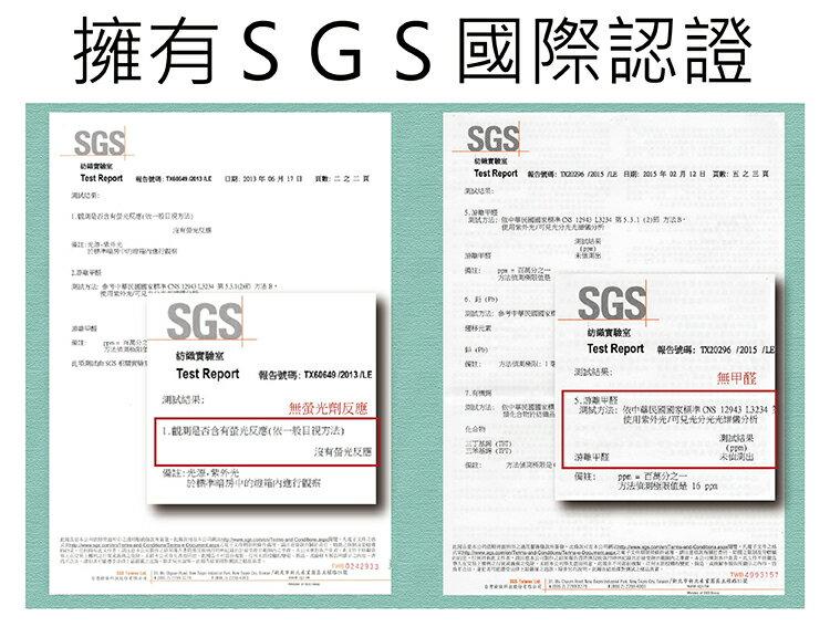 保潔墊雙人加大平鋪式 3M吸濕排汗6x6.2 可機洗、細緻棉柔 SGS認證 #寢國寢城 4