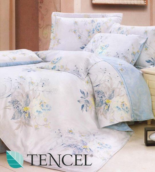 TENCEL 頂級100%天絲【新時代的纖維】《東方夢語》雙人七件式床罩組 # 寢城寢城 0