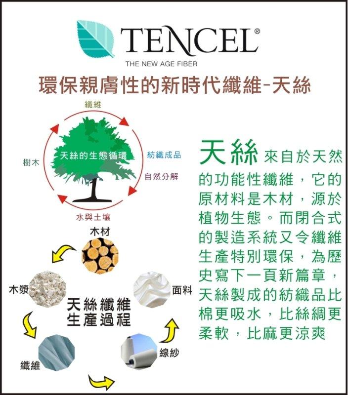 TENCEL 頂級100%天絲【新時代的纖維】《東方夢語》雙人七件式床罩組 # 寢城寢城 5