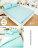 雙人床包組-亮彩玩色【大鐘印染、40支精梳棉、台灣製】#純色素色 #馬卡龍 # 寢國寢城 1