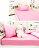雙人床包組-亮彩玩色【大鐘印染、40支精梳棉、台灣製】#純色素色 #馬卡龍 # 寢國寢城 5