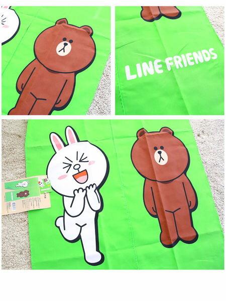 line門簾【可愛、容易拆洗】#我愛熊大 3