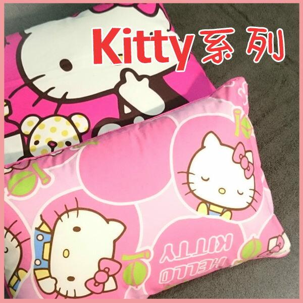 枕頭/hello kitty系列小枕【蓬鬆/柔軟/輕巧/方便攜帶】#兩款 0